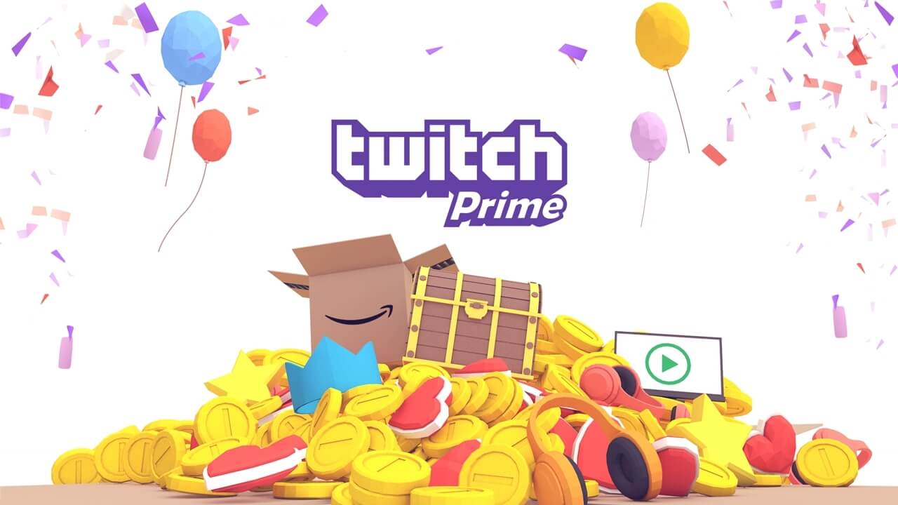 Free Twitch Prime February games