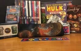 Geek Fuel EXP Volume III Does Not Disappoint - Review