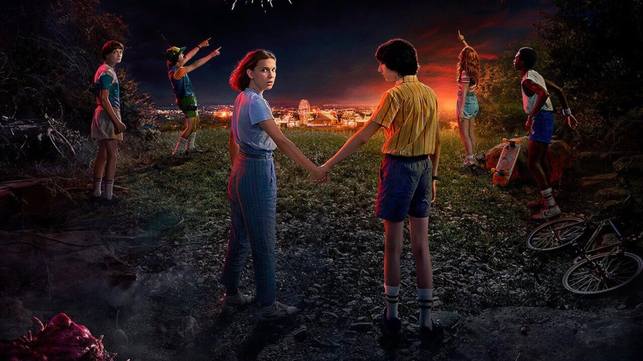 Stranger Things Season 3 Teaser Released