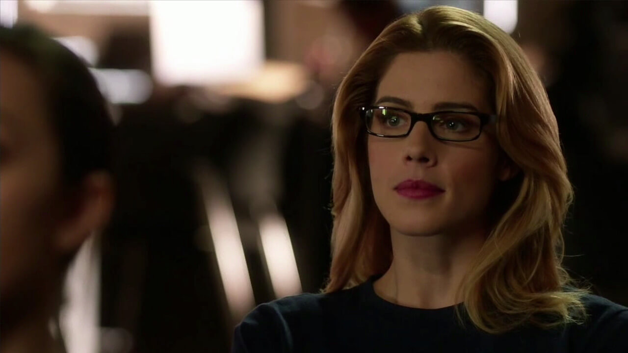Emily Bett Rickards Will Not Return for Arrow Season 8