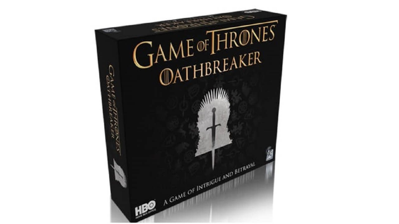 Official Game of Thrones Tabletop Game Announced