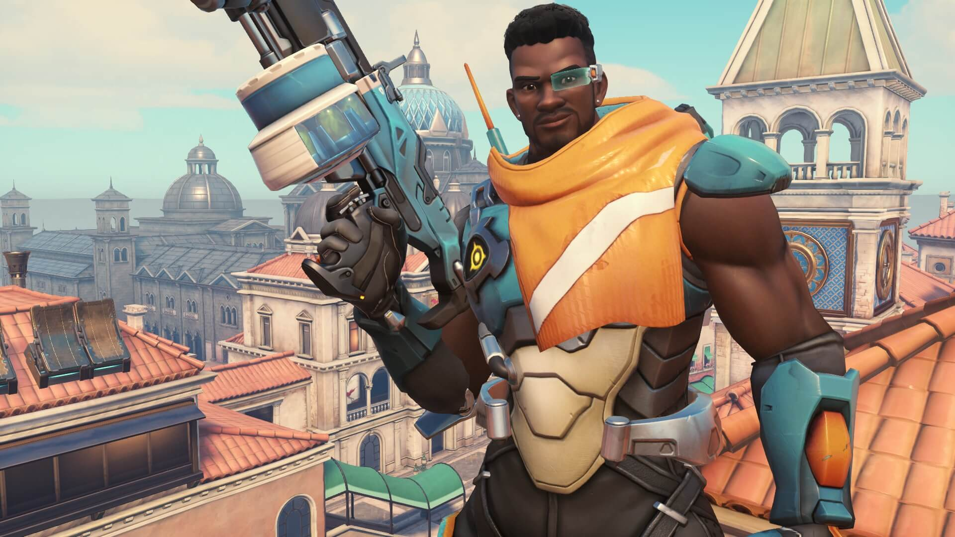 Opinion: Summary and First Impressions of Overwatch's 30th Hero, Baptiste
