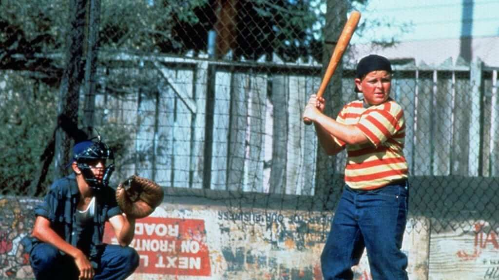 The Sandlot Set for Sequel TV Series Featuring the Original Film's Cast