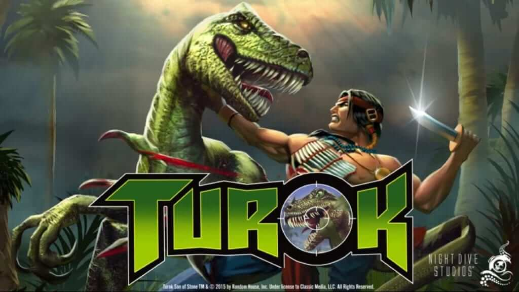 Turok: Dinosaur Hunter Coming to Nintendo Switch