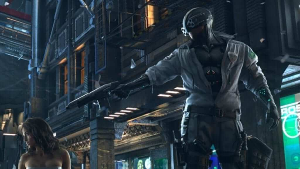 Cyberpunk 2077 is Headed to E3 2019