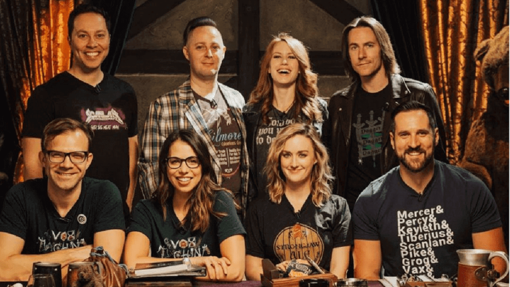 Critical Role Kickstarter Reaches $2.5 Million Within 5 Hours
