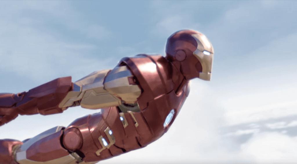 Iron Man PSVR Game Revealed at Sony's
