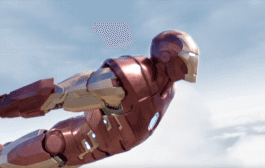 Iron Man PSVR Game Revealed at Sony's