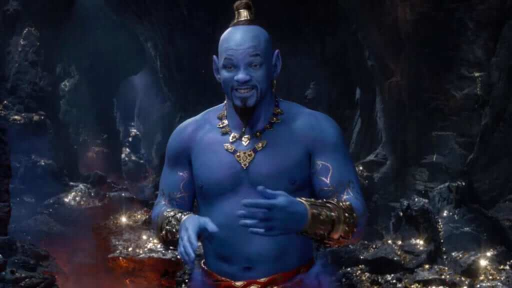Will Smith Posts Touching Tribute to Robin Williams' Genie