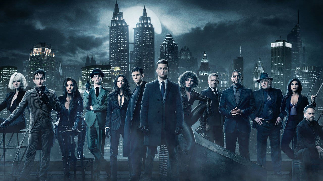 'Gotham' Gets New Poster To Promote Series Finale