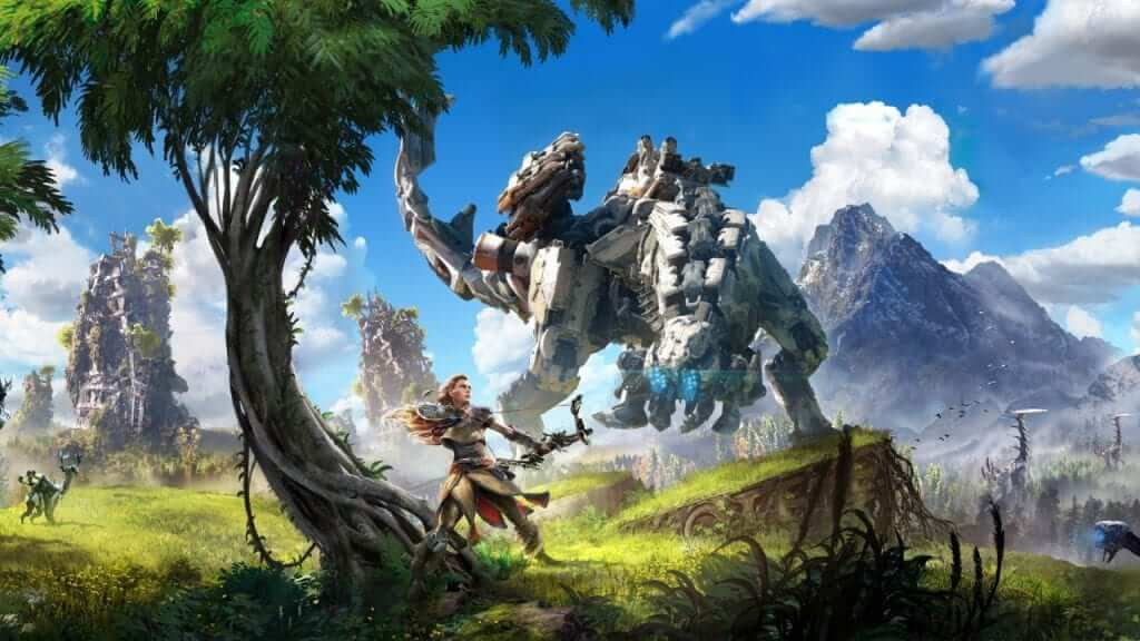Horizon Zero Dawn Has Sold 10 Million Copies