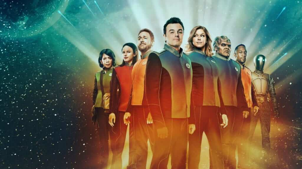 The Orville is Getting a Comic Book Adaptation