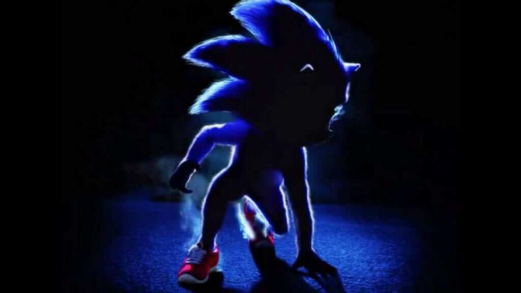 Sonic the Hedgehog Movie Art Leaked