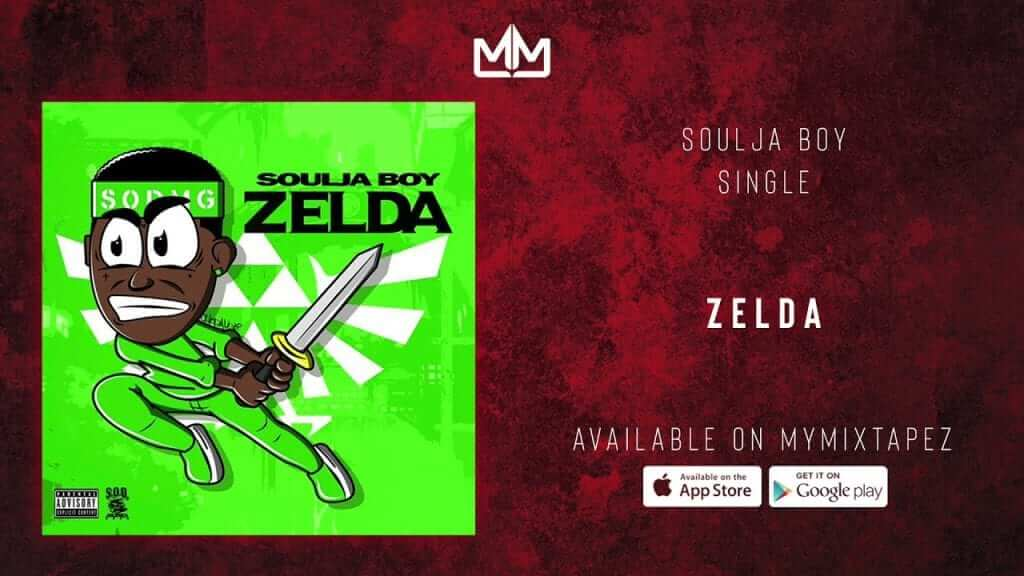 Soulja Boy Releases Single Called Zelda, Samples The Legend of Zelda Theme