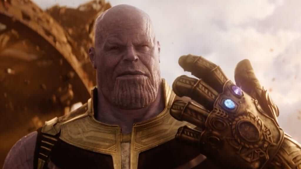 Empire Magazine Cover Reveals First Look at Thanos' New Armor for Avengers: Endgame