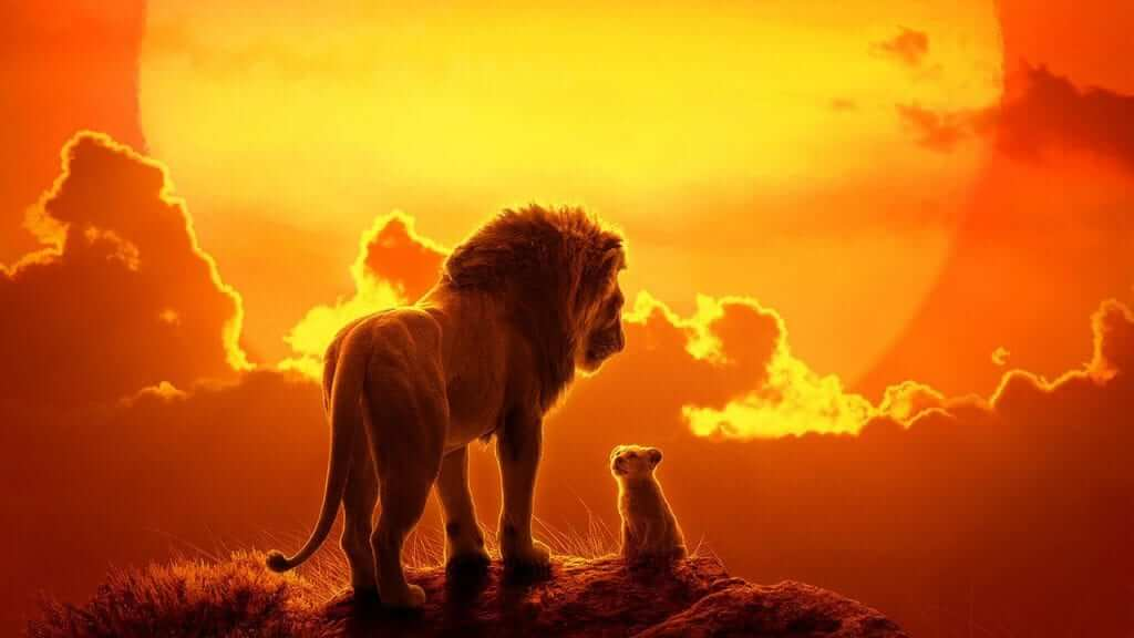 Disney Releases New Photos for The Lion King