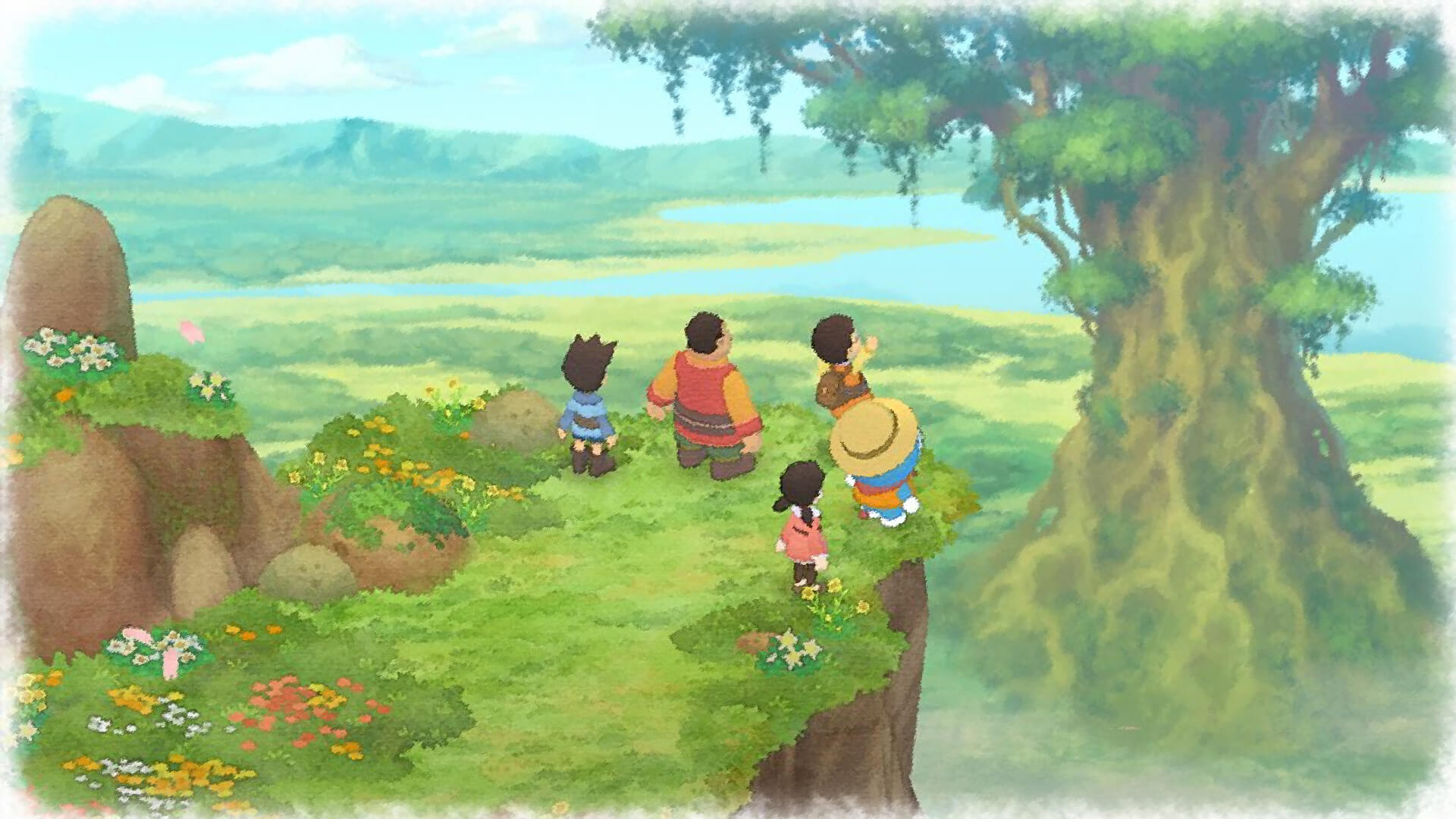 Doraemon Story of Seasons Coming to Switch and PC