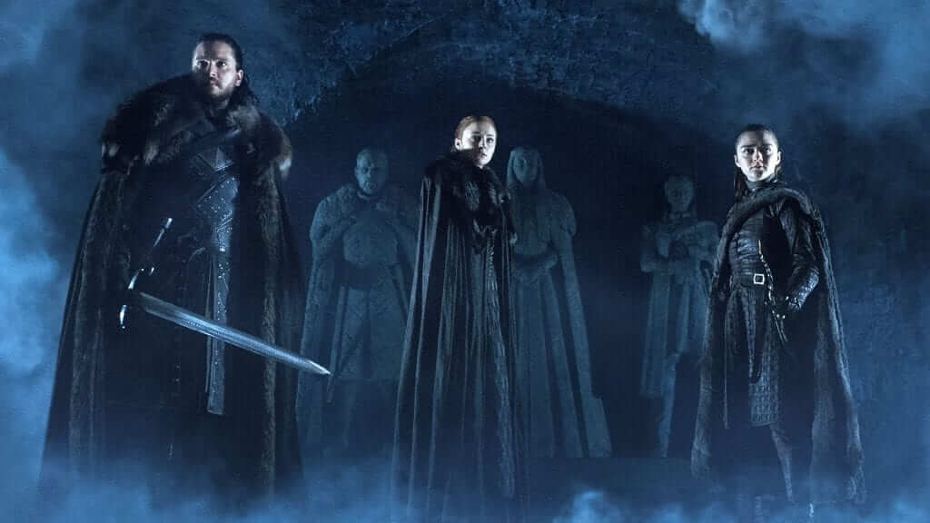 HBO Releases Photos for the Game of Thrones Series Finale