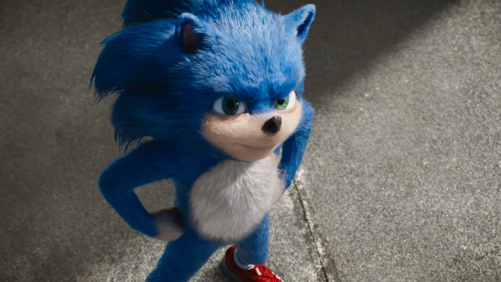 First Sonic the Hedgehog Movie Trailer Arrives