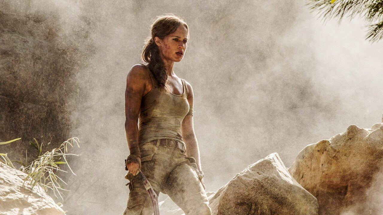 New Writer Hired for Tomb Raider Sequel