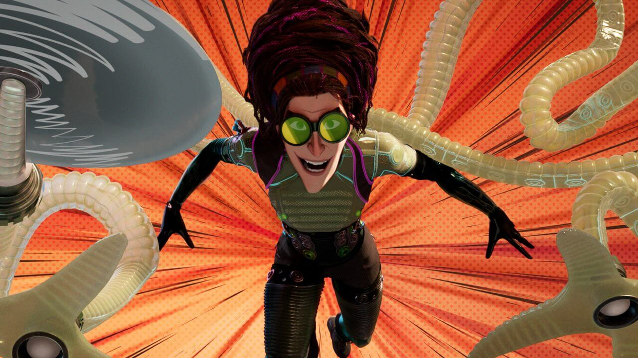 Doc Ock Might Have a Bigger Role in Spider-Man: Into the Spider-Verse Sequels