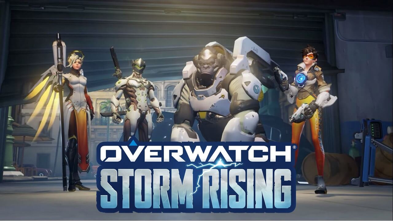 Opinion: Overwatch Storm Rising Is Yet Another Disappointing Event
