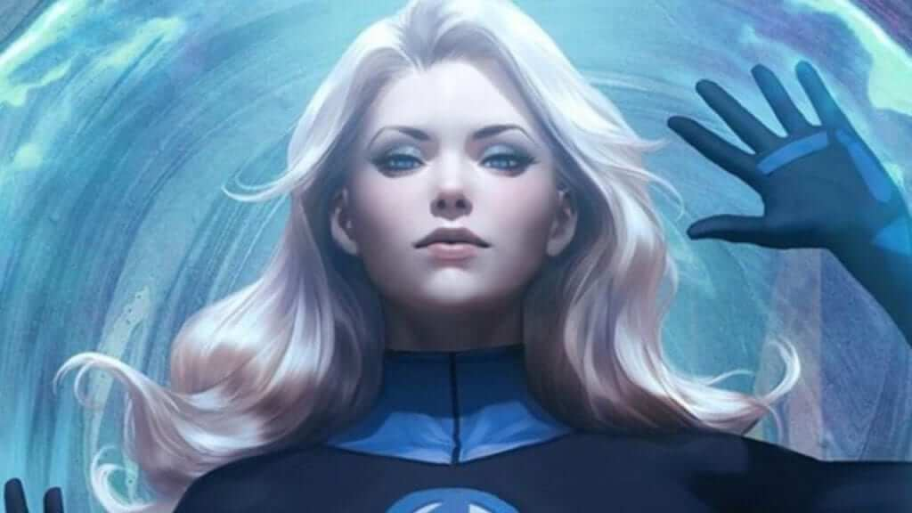 'Invisible Woman' Fantastic Four Spin-Off Comic Announced