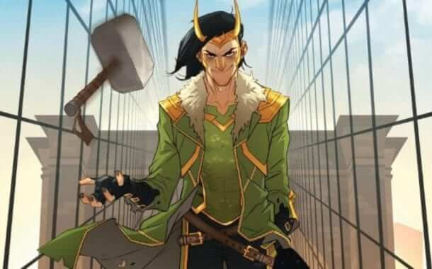 Loki Spin-Off Comic Series Coming This July