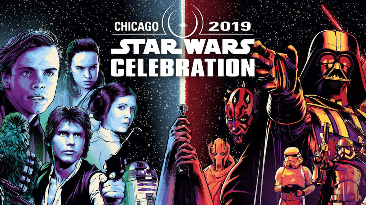 Star Wars Celebration: 2019 Bringing Films, Shows, and Games