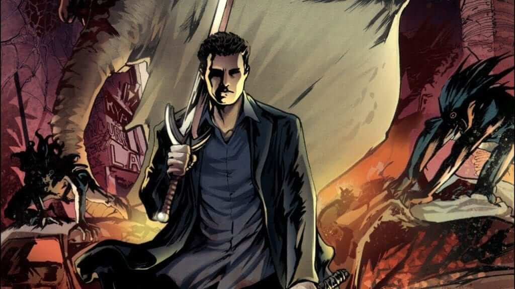 Secret Angel Comic Released