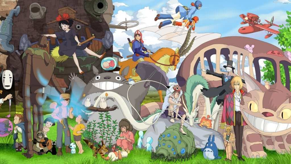 Studio Ghibli Offers New Short Films