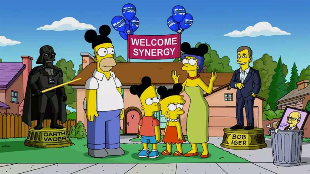 The Simpsons To Stream Exclusively At Disney+