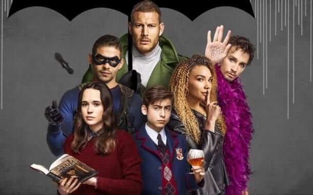 The Umbrella Academy Season 1 Viewing Figures Are Impressive