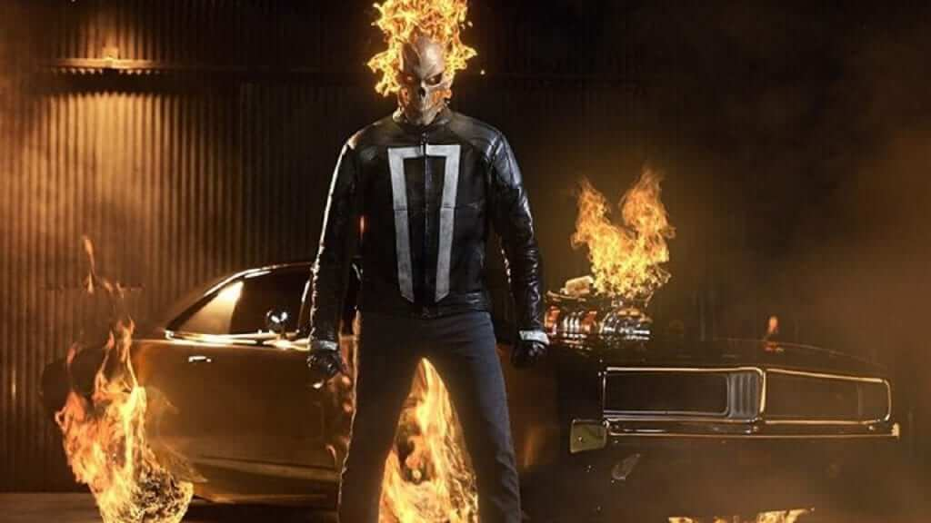 Marvel Bringing Live Action Ghost Rider and Helstrom Shows to Hulu