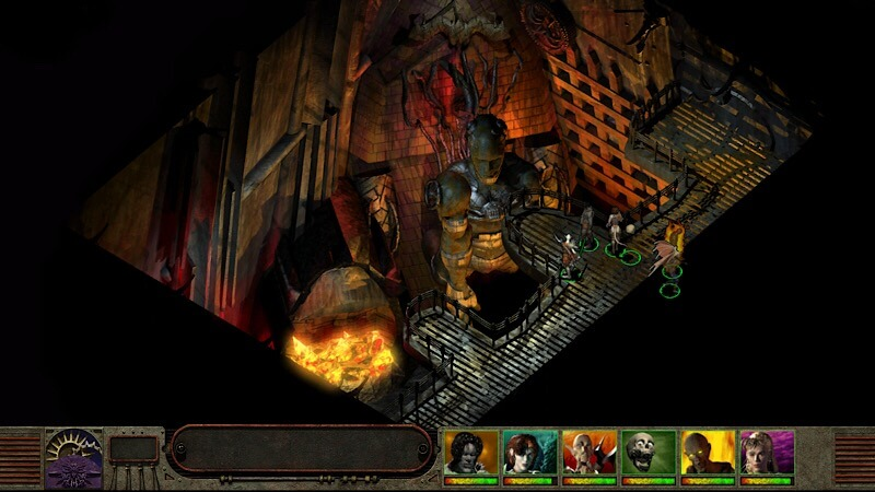 Dungeons and Dragons Baldur's Gate