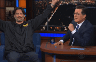 Matthew Mercer to DM a Dungeons and Dragons Game for Stephen Colbert