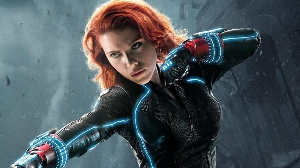 Rumor: Black Widow Production Begins