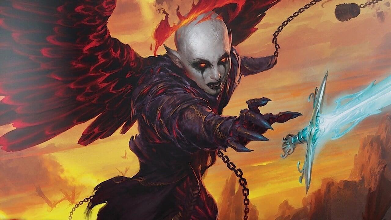 Dungeons and Dragons Reveals Baldur's Gate: Descent into Avernus