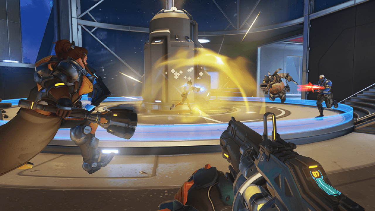 Is Overwatch Getting Role Queue?