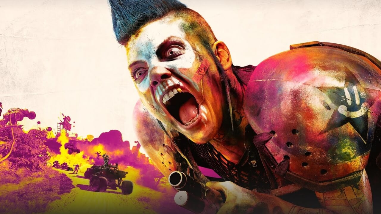 RAGE 2 Official Launch Trailer Released