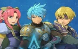 Star Ocean Remake Coming to Nintendo Switch and PS4