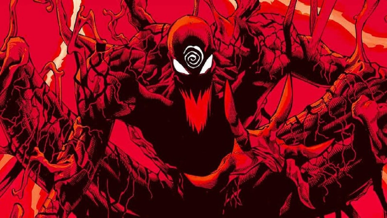 Marvel Previews Absolute Carnage Artwork