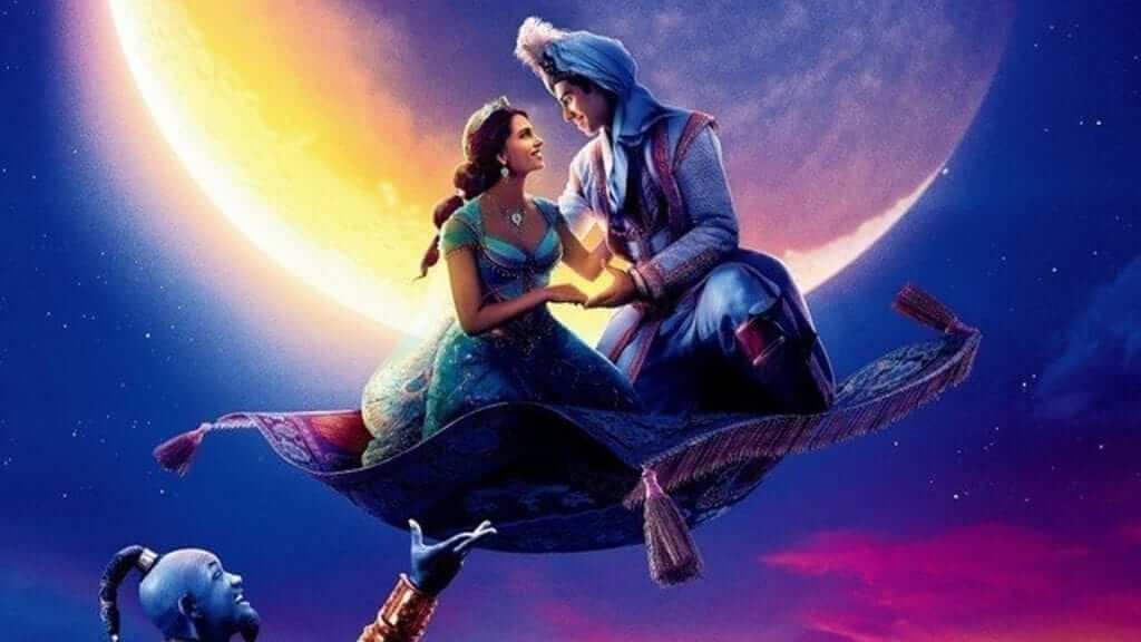 Aladdin Debut Blows Away Expectations At Weekend Box-Office