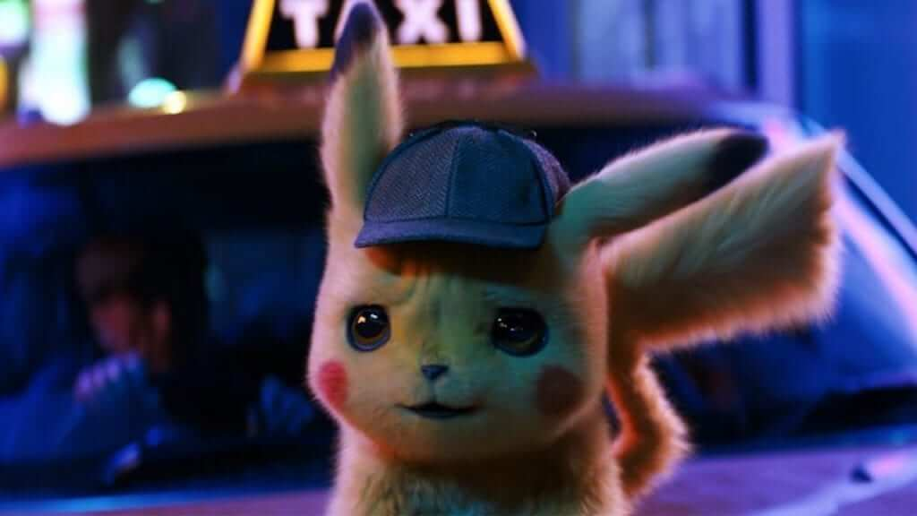 Fan-Fiction Explodes for Detective Pikachu