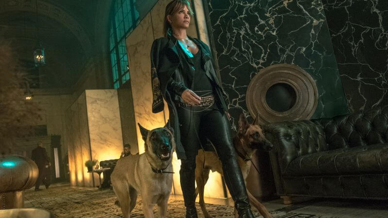 halle barry in John Wick 3