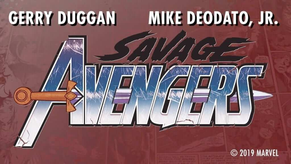 Marvel Comics Releases Trailer for Savage Avengers