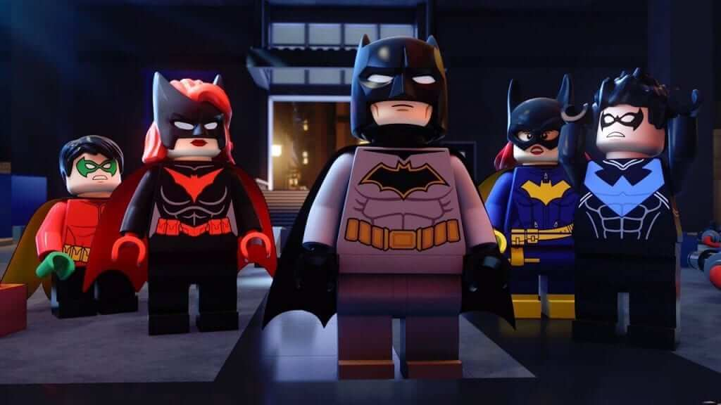 Lego DC: Batman- Family Matters Trailer Announced