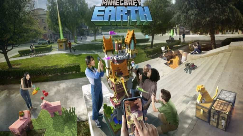 Microsoft Announces Minecraft Earth