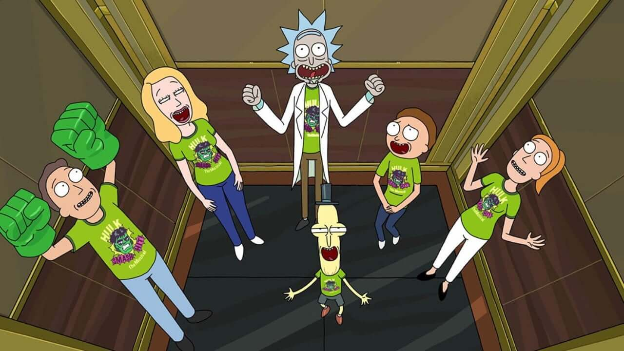 Rick and Morty Season 4 Revealed To Air This Fall