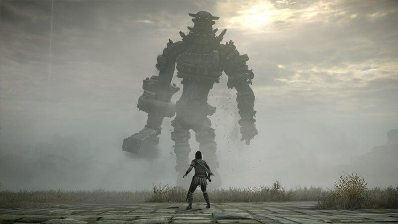 Shadow of the Colossus Tribute